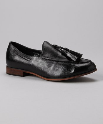 Black Oxy 4 Loafer