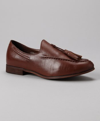 Cognac Oxy 4 Loafer