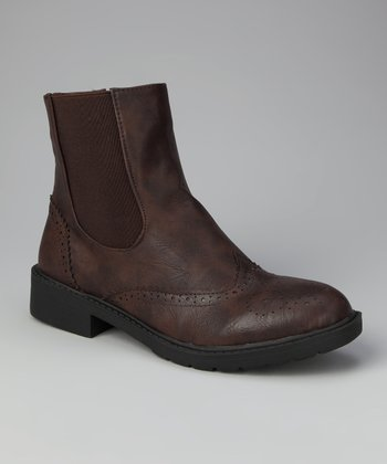 Brown WX 2 Boot