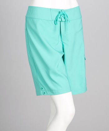 Island Green Long Boardshorts