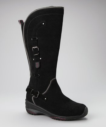 Black Sportrider Boot - Women