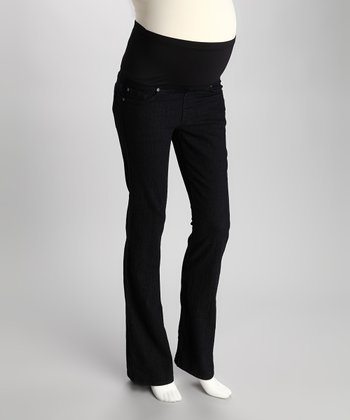 China Doll Maternity Slim Bootcut Jeans