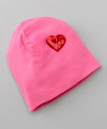 Red Heart Beanie