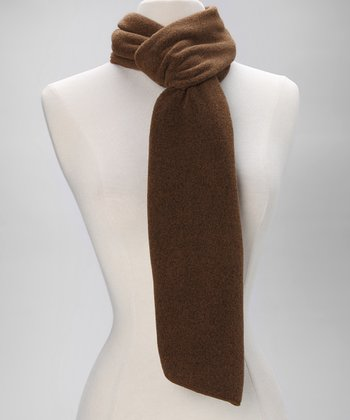 Ginger Heather Scarf