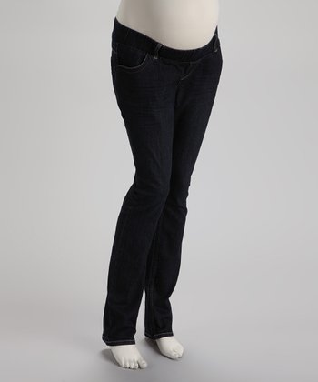 Under-Belly Maternity Skinny Jeans