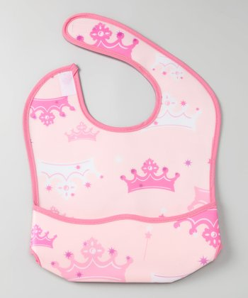 Sparkling Crown Bib