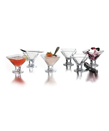 Lugano Taster Martini Set