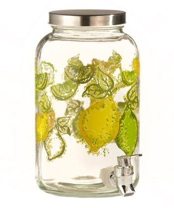 Lemona 1-Gal. Beverage Dispenser