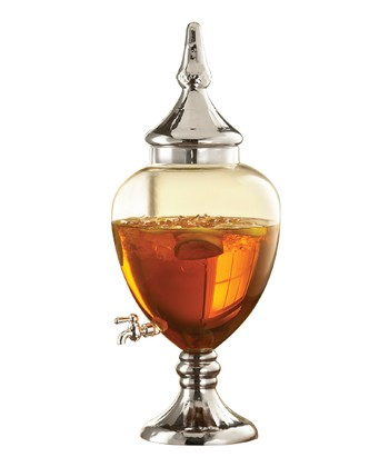 Glass 304-Oz. Beverage Dispenser