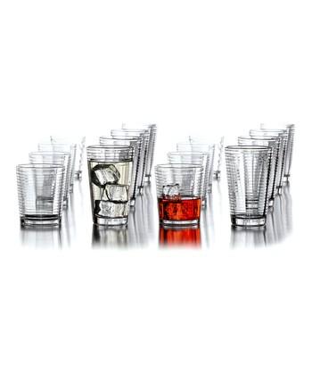 Uptown 16-Piece Glassware Set