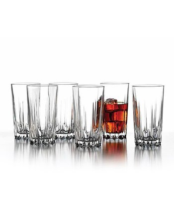 Florence Highball Glass - Set of Six