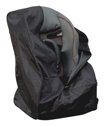 Black Car Seat Travel Bag
