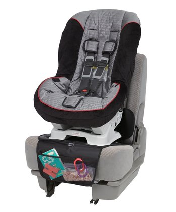 Black Deluxe Car Seat Undermat