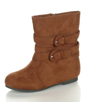 Brown Cas Boot