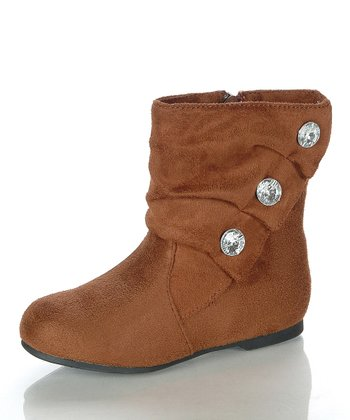 Brown Cha Boot