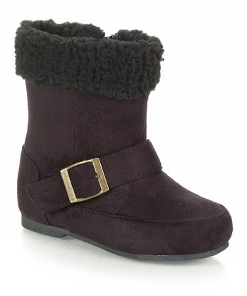 Black Rafiki Boot