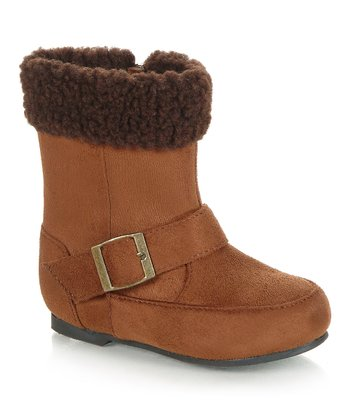 Brown Rafiki Boot