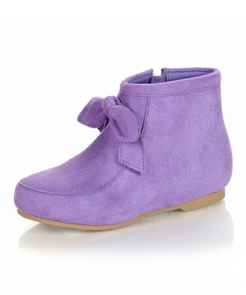 Purple Roposion Boot