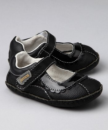 Jemos Footwear Black Maggie Mary Jane