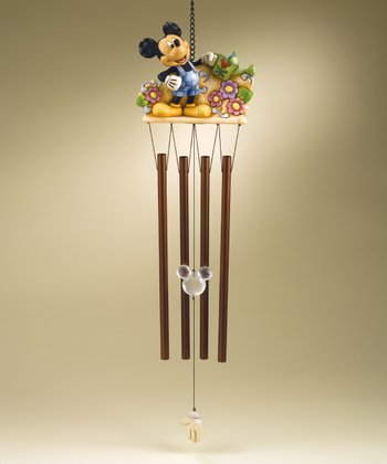 Mickey Garden Wind Chime