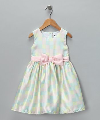 Pastel Wendy Dress - Infant & Girls