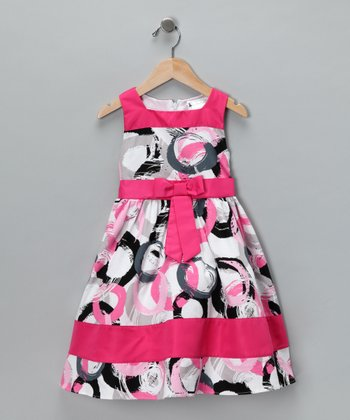 Pink Marion Dress - Girls
