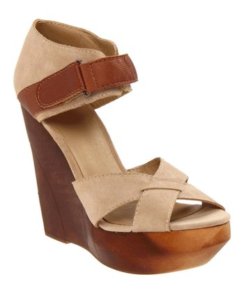 Joe's Jeans Sand Toni Wedge