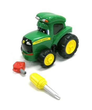Fix It Up Johnny Tractor