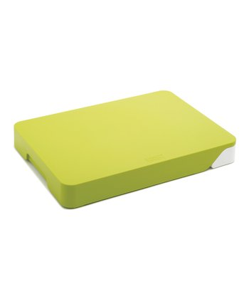 Joseph Joseph Green Cut & Collect Cutting Board