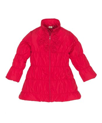 Barberry Bo Jacket - Toddler & Girls