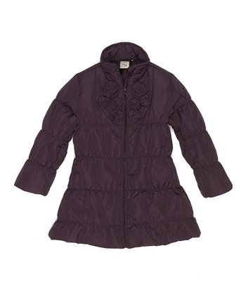 Purple Nightshade Bo Jacket - Toddler & Girls