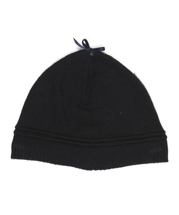 Dark Navy April Beanie