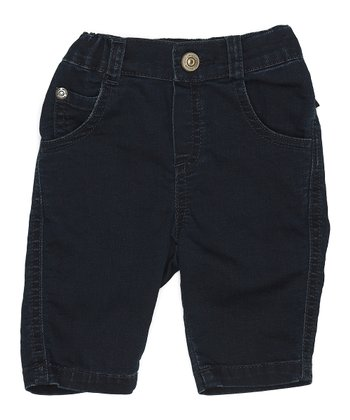 Dark Navy Darren Pants - Infant