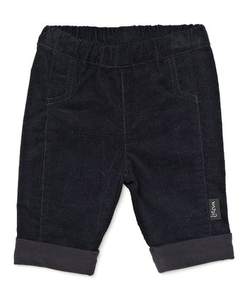 Dark Navy Dany Pants - Infant