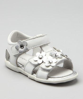 White Juniper Sandal