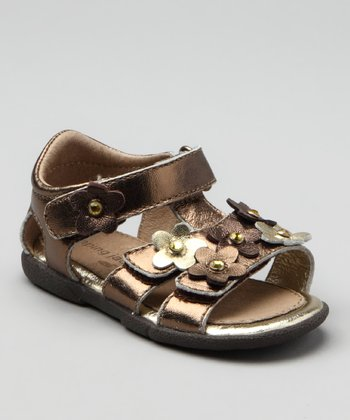 Copper Juniper Sandal