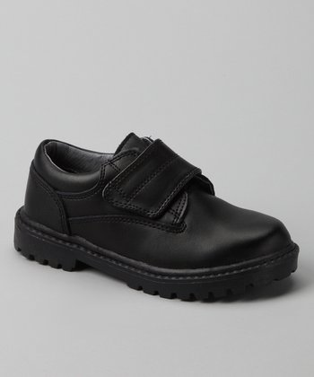 Black Vincent Dress Shoe
