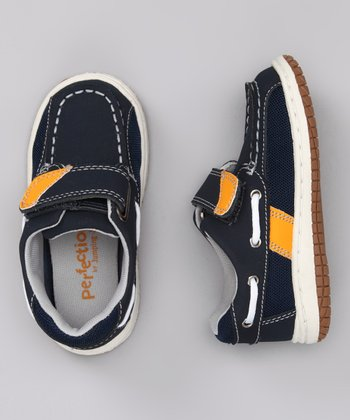 Navy Sailor Shoe