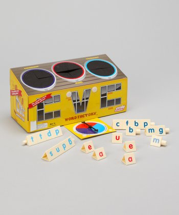 CVC Word Factory Game