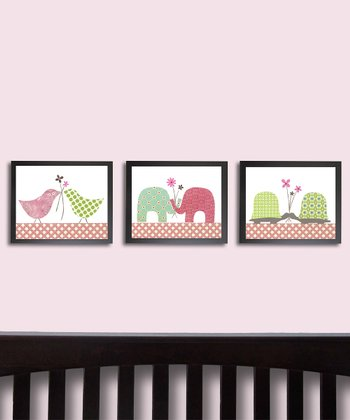 Loving Animal Prints - Set of Three