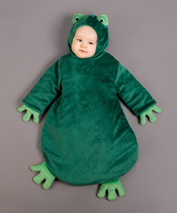 Green Frog Dress-Up Set - Infant