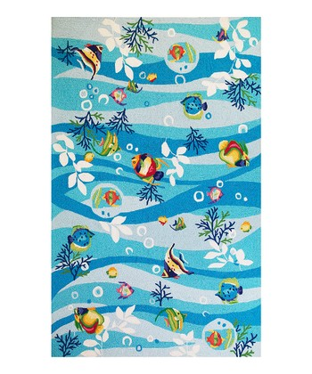 Tropical Fish Sonesta Rug