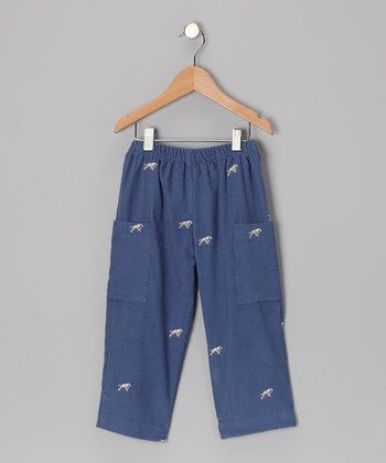 Blue Pointer Pants - Infant, Toddler & Boys