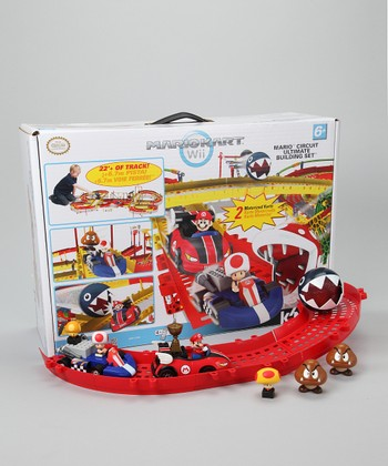 Mario Circuit Ultimate Building Set