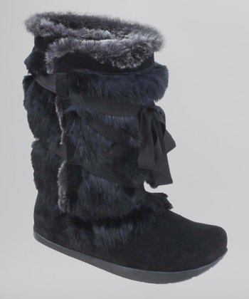 Black Pike Boot