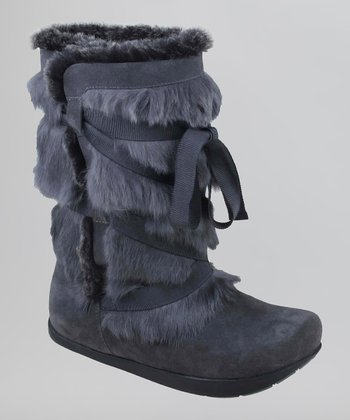 Gray Pike Boot
