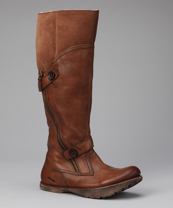 Almond Prance Boot