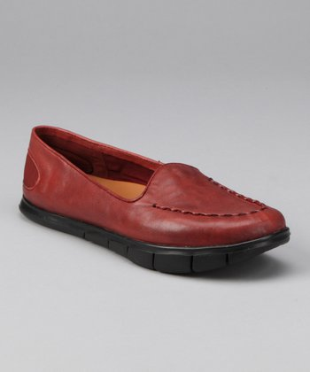 Rosso Dally Loafer