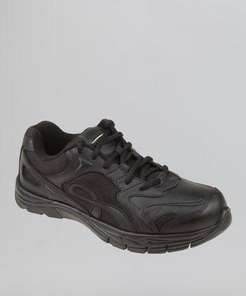 Black Exer-Walk Walking Shoe