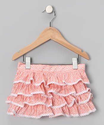 Pink Nina Skirt - Toddler & Girls